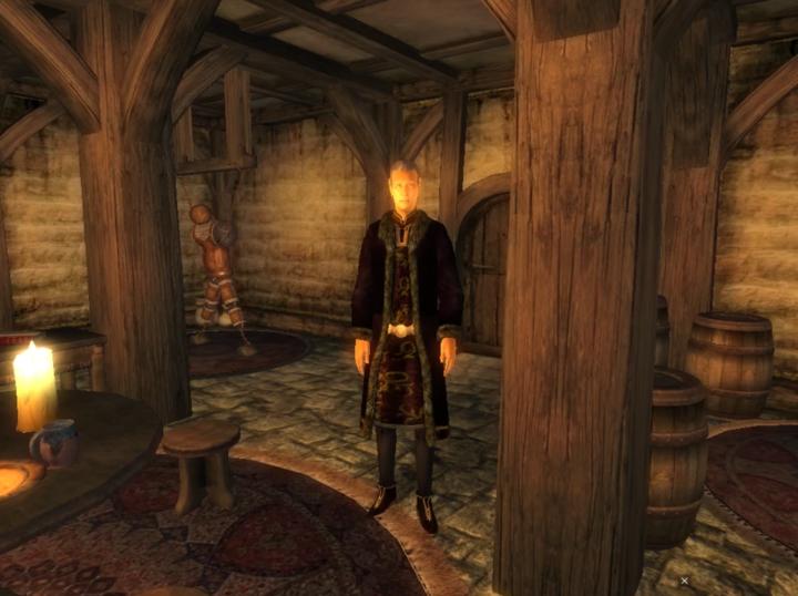 TES IV: Oblivion - довольно азартный квест от Гильдии магов Чейдинхола