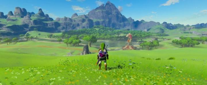 Играем легендарный эксклюзив Zelda: Breath of the Wild на персональном компьютере