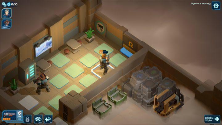 Spaceland - новая пошаговая стратегия от Tortuga Team, известной по серии игр Braveland