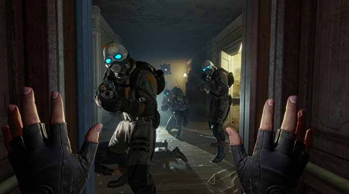 Half-Life 3 - (ну почти), Valve подтвердила создание нового тайтла в виртуальном мире Half-Life