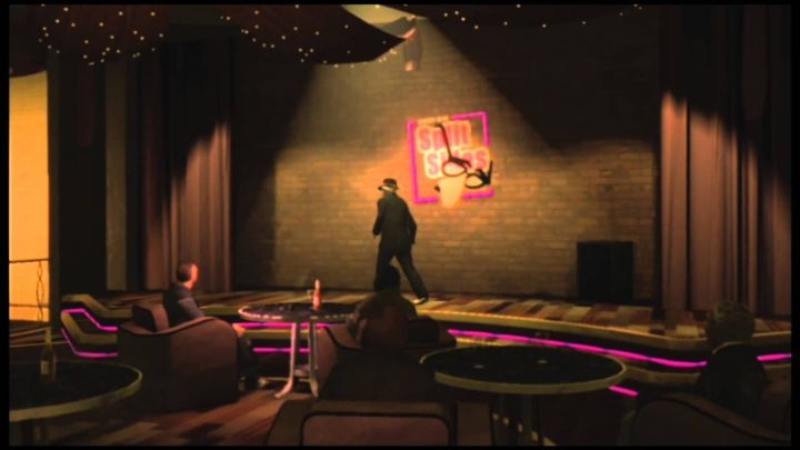 Stand-Up club in GTA IV